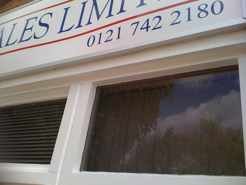 Image 3 - Exterior business paint