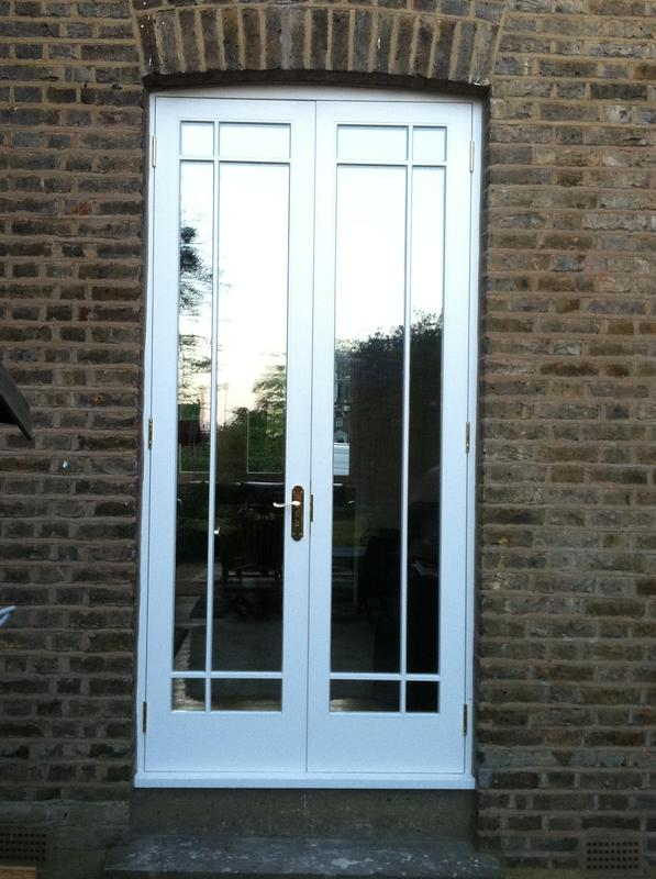 Image 14 - French doors with glazzing bars