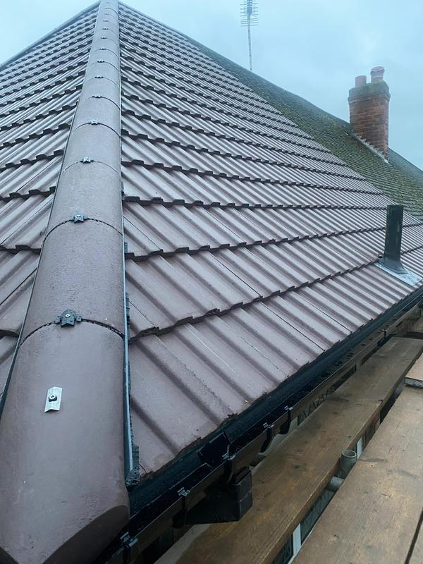 Image 27 - Main Roof Replacement, completed December, Coundon.