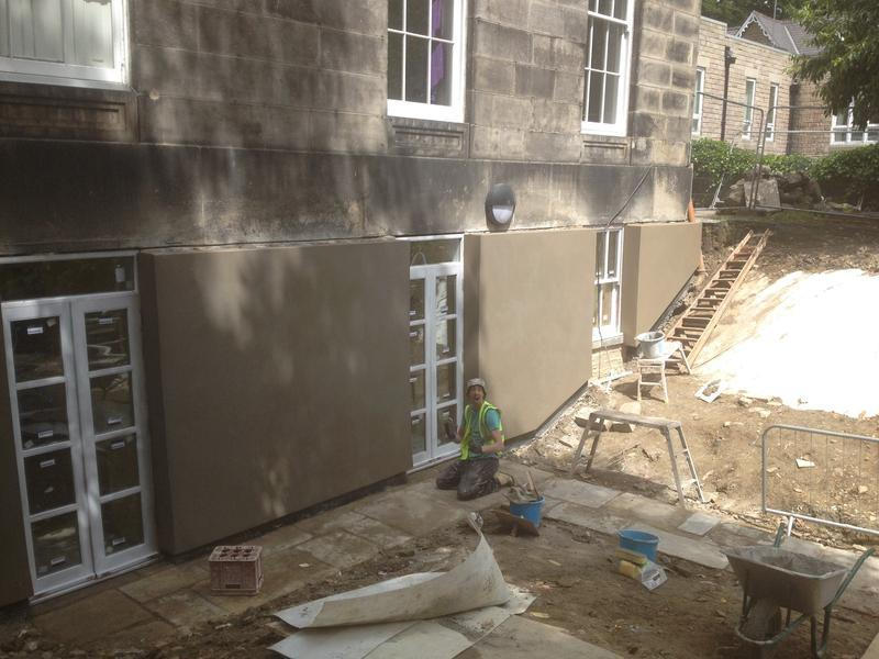 Image 107 - Traditional outside render