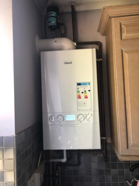 Image 4 - Boiler installation by EPH Boilers