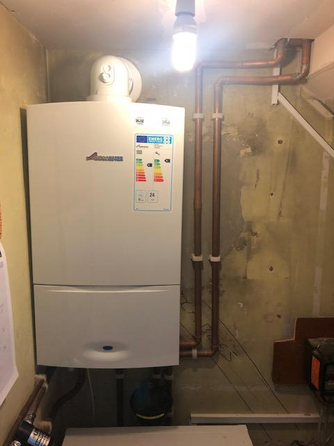 Image 8 - Boiler service by EPH Boilers