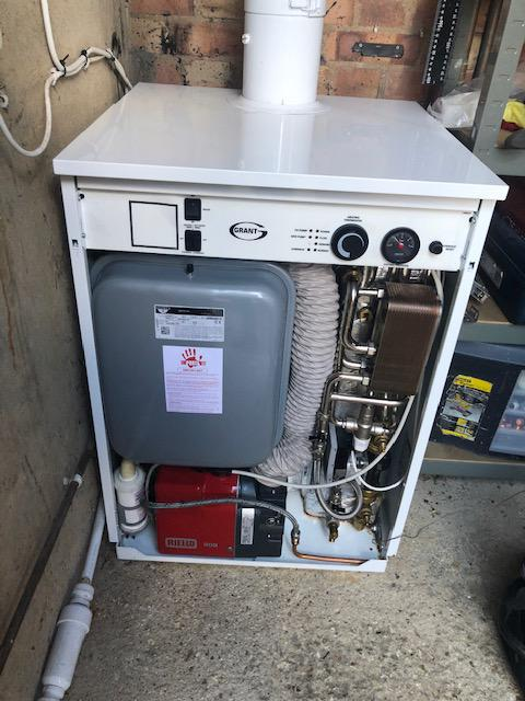 Image 9 - Oil Boiler service by EPH Boilers