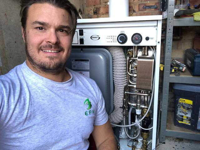 Image 11 - Oil Boiler service by EPH Boilers