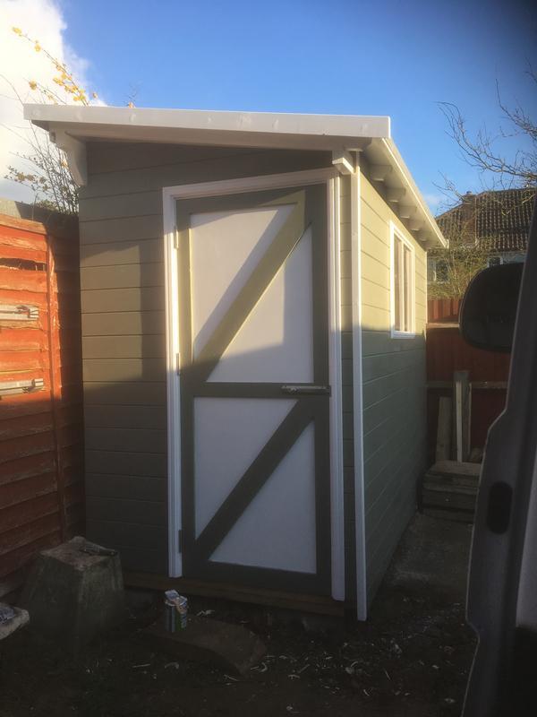 Image 19 - shed