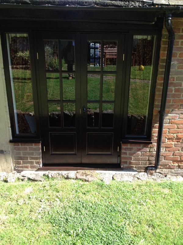 Image 27 - New external doors fitted & painted