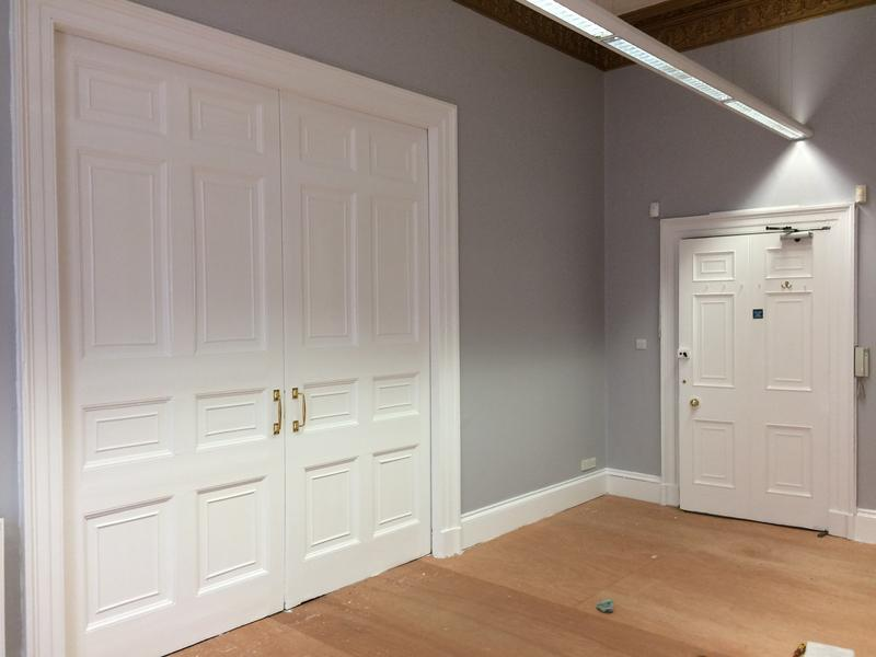 Image 15 - Customers interior offices refurb