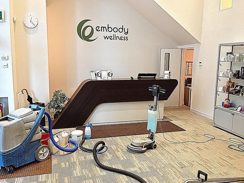 Image 5 - Commercial Carpet cleaning in London provided by PST cleaning