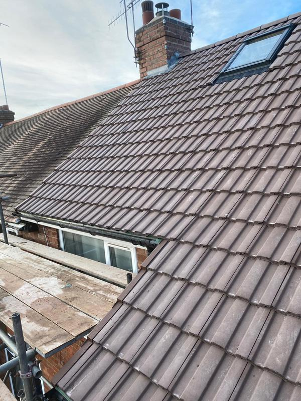 Image 8 - Main Roof covering Renewal & Skylight Installation. Completed February, Chaplefields.
