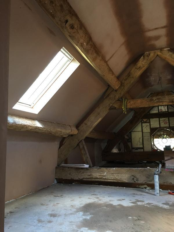 Image 9 - Attic room refurb