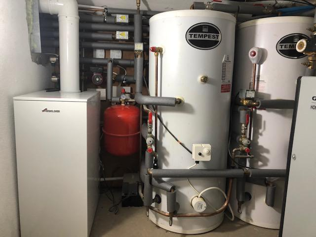 Image 18 - Oil Boiler installation by EPH Boilers