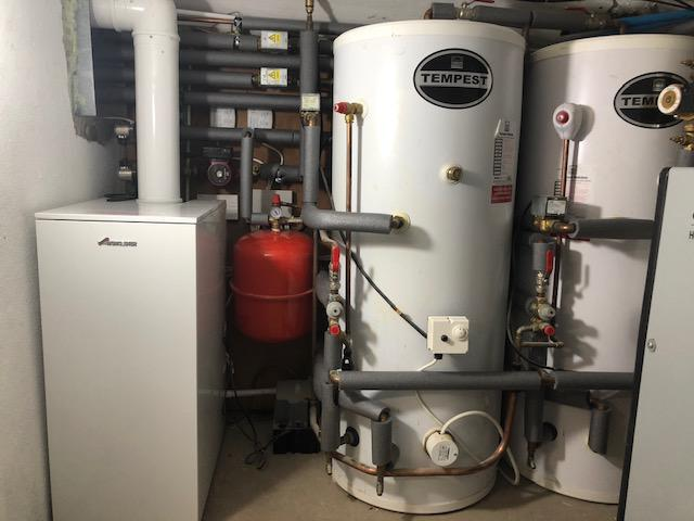 Image 19 - Oil Boiler installation by EPH Boilers