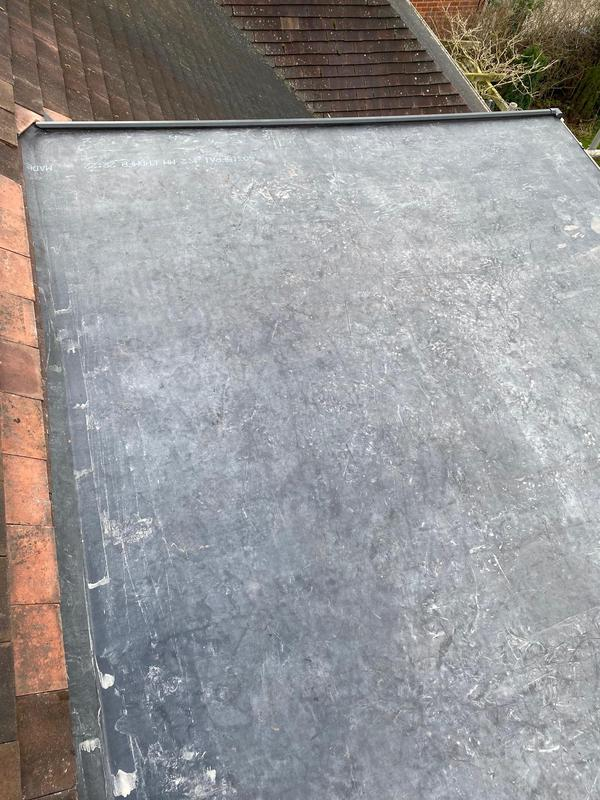 Image 11 - Dormer Roof Replacement EPDM. Completed February, Beechwood Gardens.