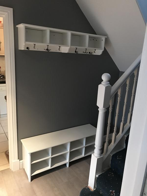 Image 15 - Shoe & Coat Rack Fitted