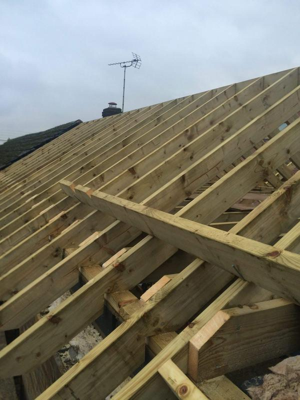 Image 17 - new roof to extension in west malling
