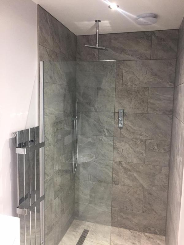 Image 1 - Supply and installation of wetroom.