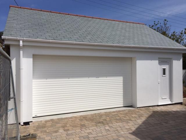 Image 20 - New Build Double Garage