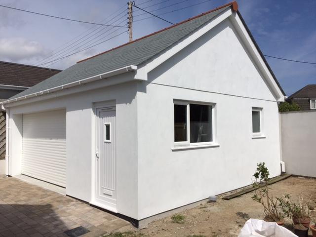 Image 19 - New Build Double Garage