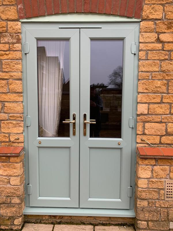 Image 94 - After - New Door Install