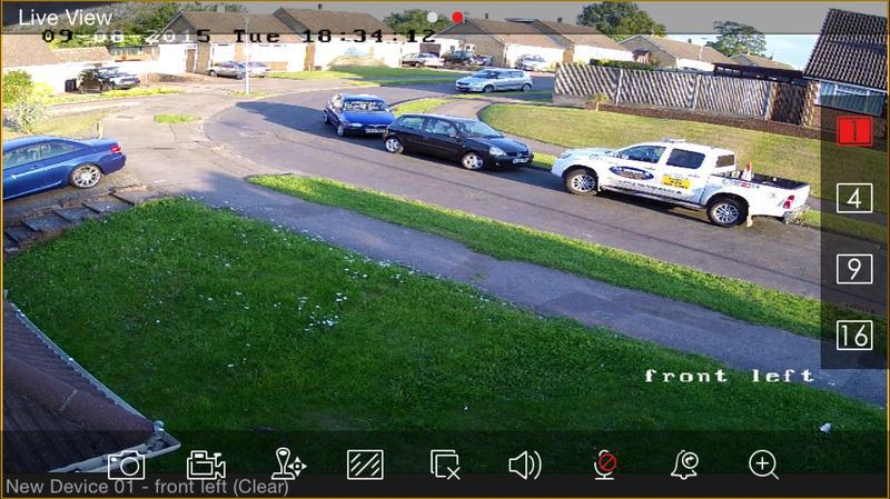 Image 15 - Remoteview HD CCTV install
