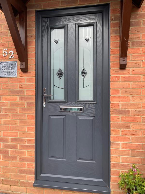Image 79 - After - New Front Door