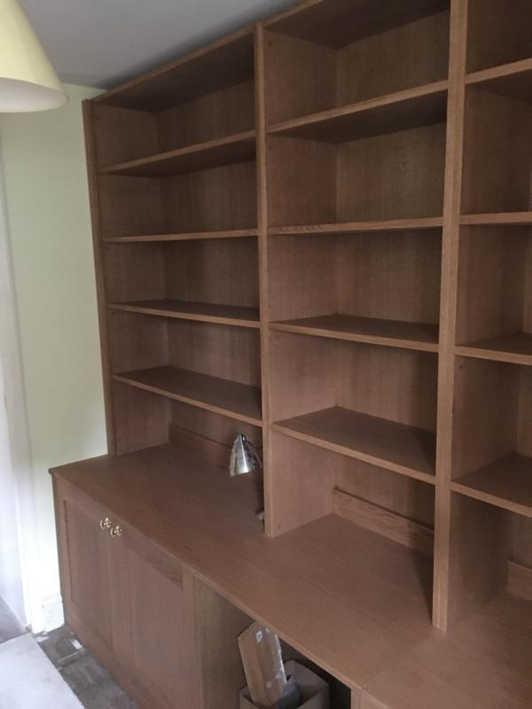 Image 15 - custom built bookcase