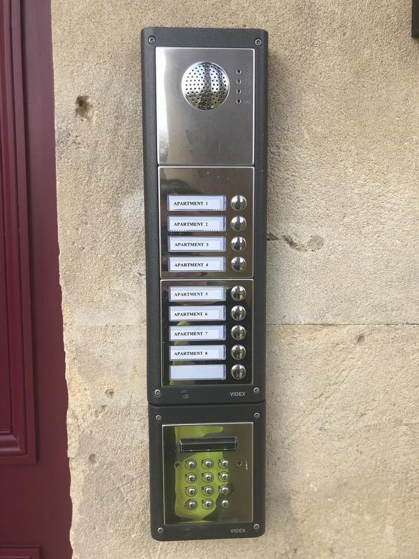Image 1 - new door access system to 7 apartments