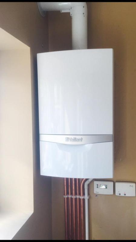 Image 1 - New boiler installation
