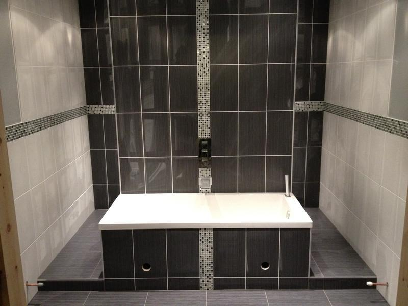 Image 92 - Walk round wetroom