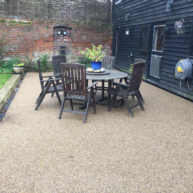 Image 29 - resin patio