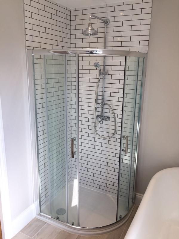 Image 15 - Shower enclosure