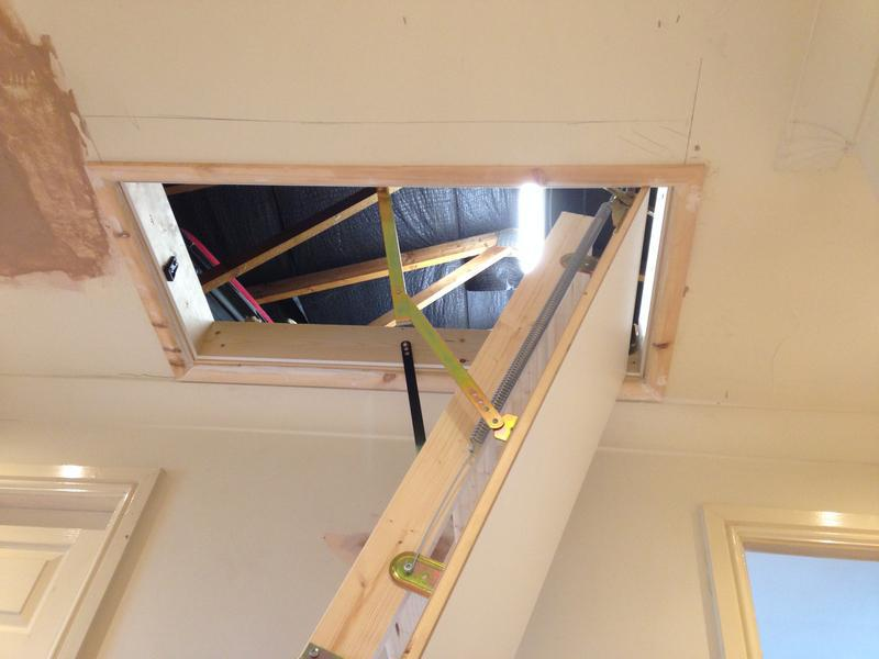 Image 27 - loft access