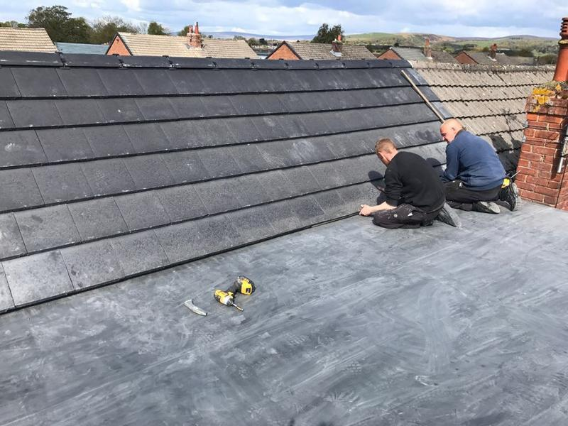 Image 50 - New Roof in Kirkham