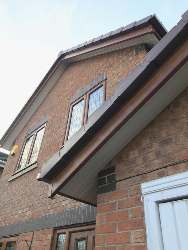 Image 77 - New Soffits and Fascias