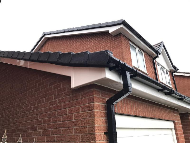 Image 49 - New Soffits and Fascias