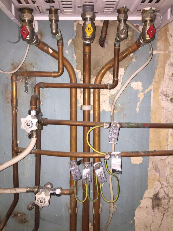 Image 12 - New central  heating system