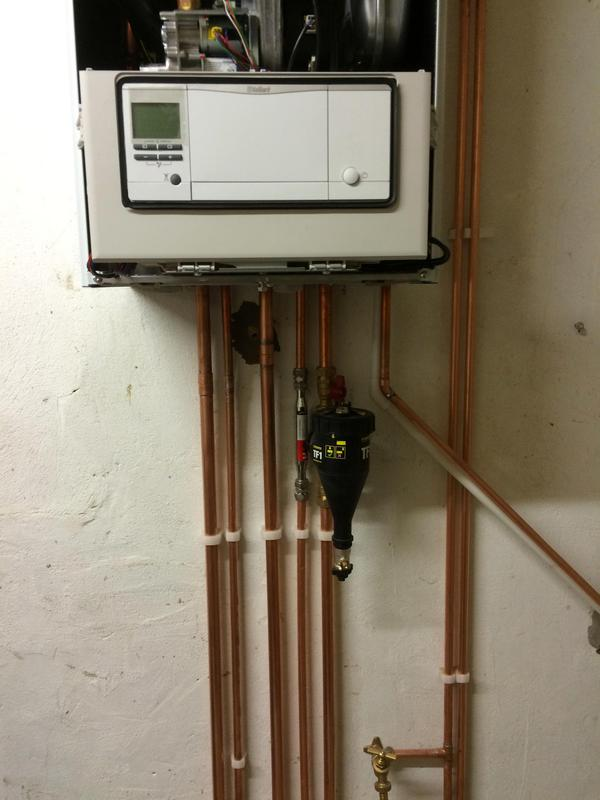 Image 38 - New boiler fitted in Hornchurch
