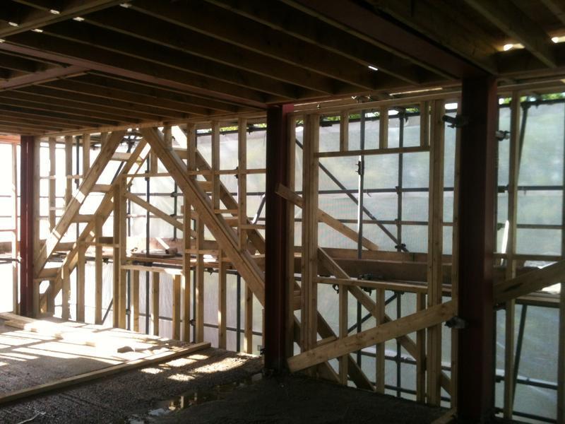 Image 17 - Third floor facade,inside view