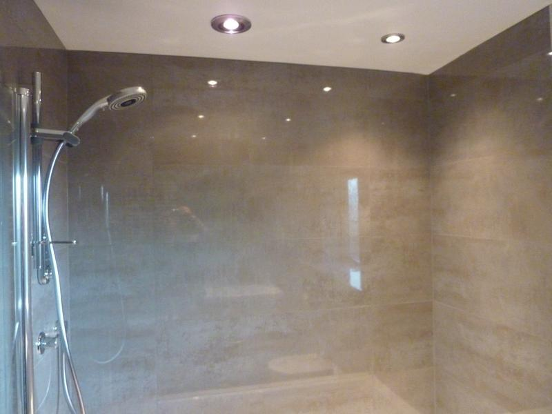 Image 45 - Porcelanosa 100cm x 33cm Rectified Ceramic Tiles