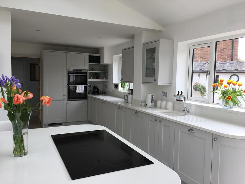 Image 9 - Kitchen extension with new kitchen