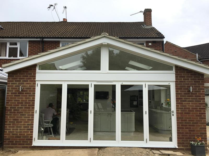 Image 3 - Rear extension with bifold doors
