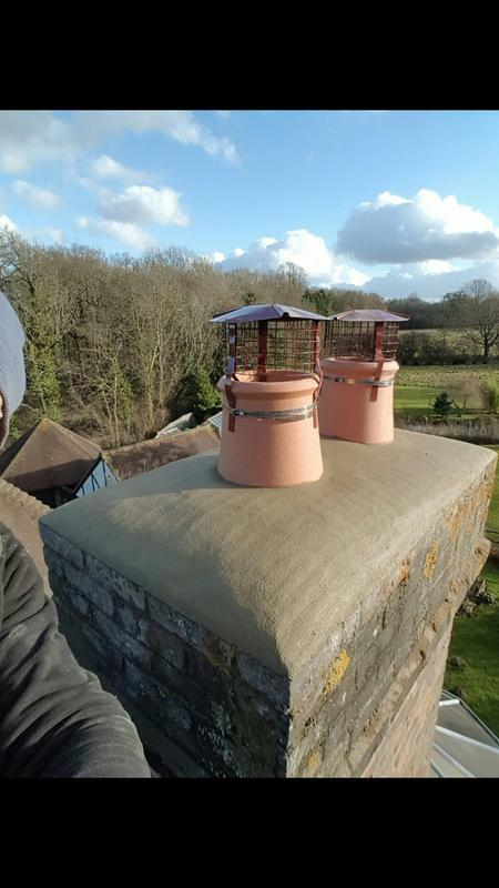 Image 21 - ADN Roofing can handle any type of chimney work you need.