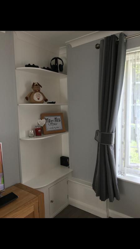 Image 3 - Bespoke shelving & cupboards
