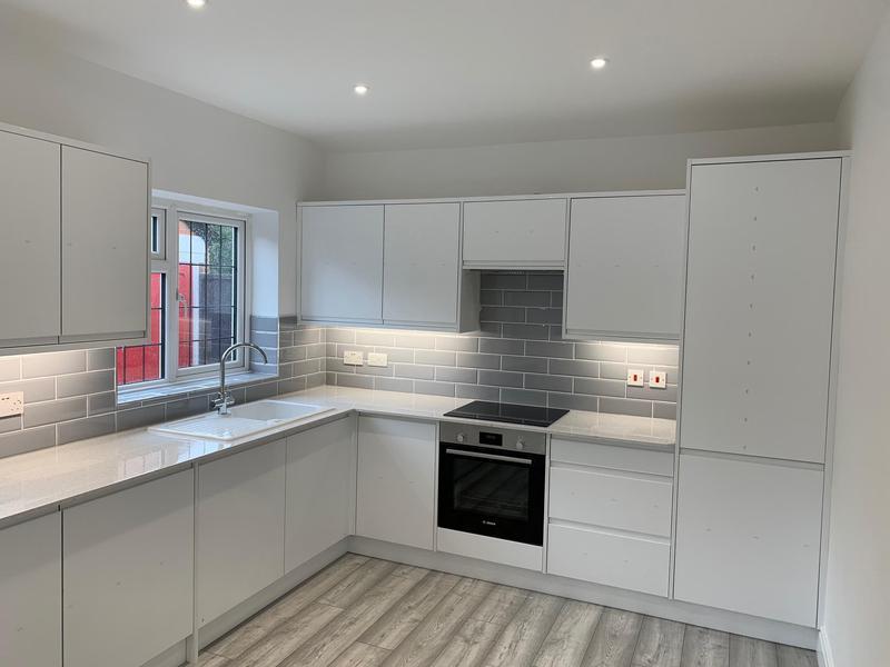 Image 14 - Sundridge Park new budget kitchen.