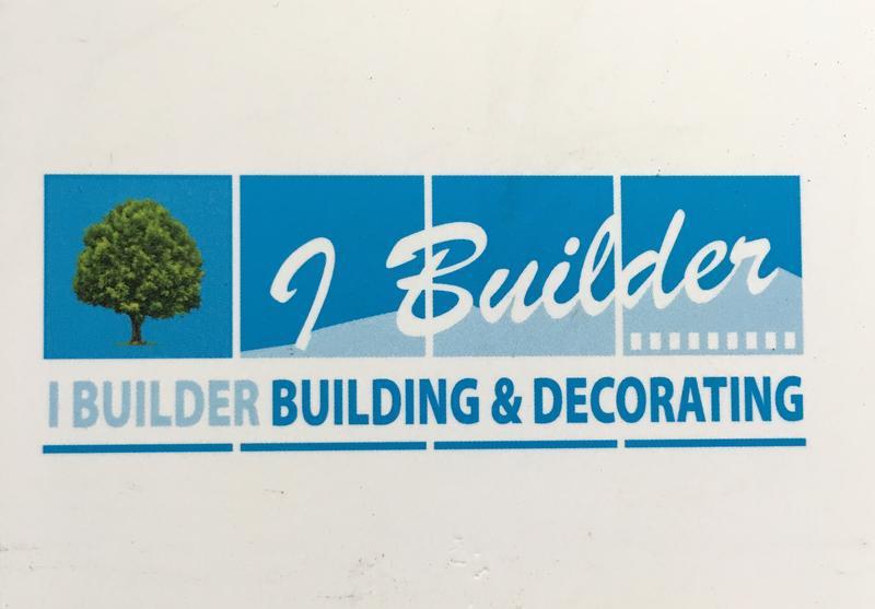 I Builder logo