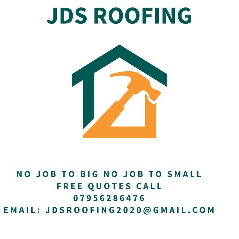 JDS Roofing logo