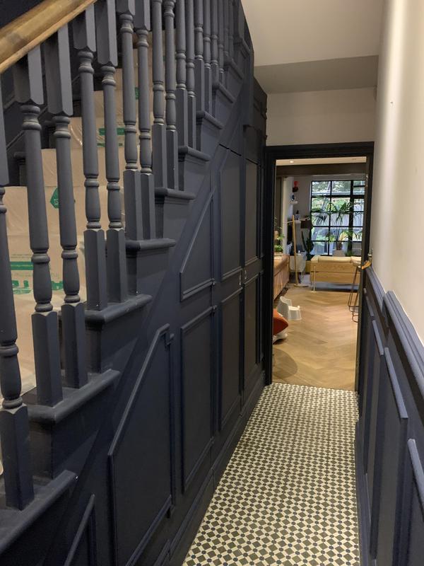 Image 2 - Ground floor hallway (before)