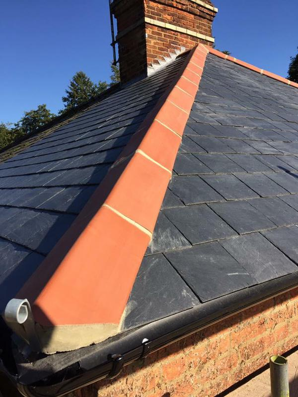 Image 1 - VICTORIAN SLATE ROOF REPLACEMENT WOKING SURREY