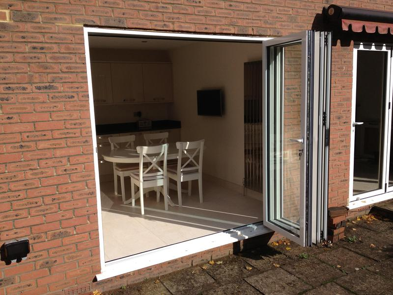 Image 73 - Installing Bifold doors and can completely transform the space.