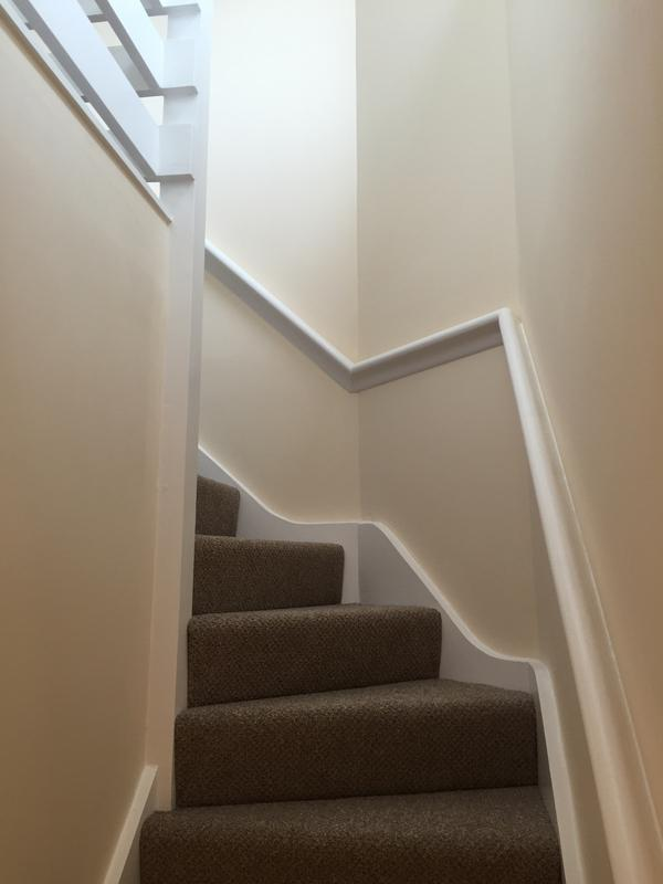 Image 30 - Duplex staircase after refurb.